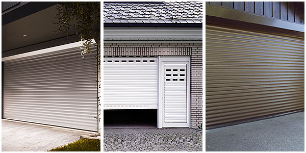 Marchal volets roulants for Porte de garage enroulable isolante
